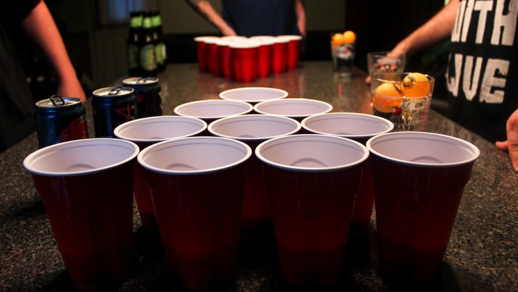 The only game you'll need at a frat party