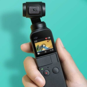 Lockdown camera: DJI Osmo Pocket